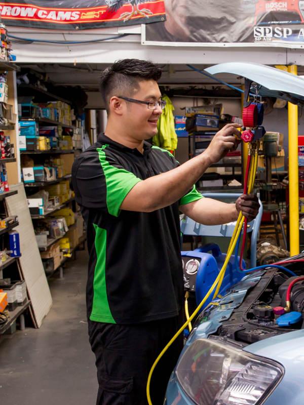 Edward Hsu Australian Mechanical
