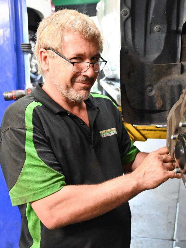 Alex Raun Australian Mechanical