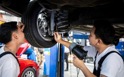 Why Your Car's Suspension Is So Important